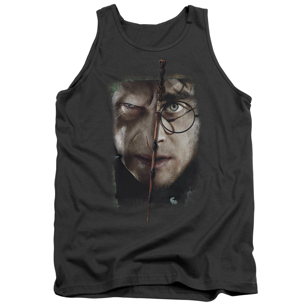 Harry Potter - It All Ends Here Adult Tank