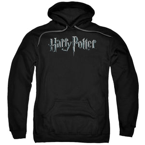 Harry Potter - Logo Adult Pull Over Hoodie