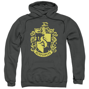 Harry Potter - Hufflepuff Crest Adult Pull Over Hoodie