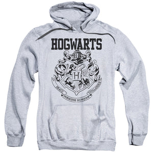 Harry Potter - Hogwarts Athletic Adult Pull Over Hoodie
