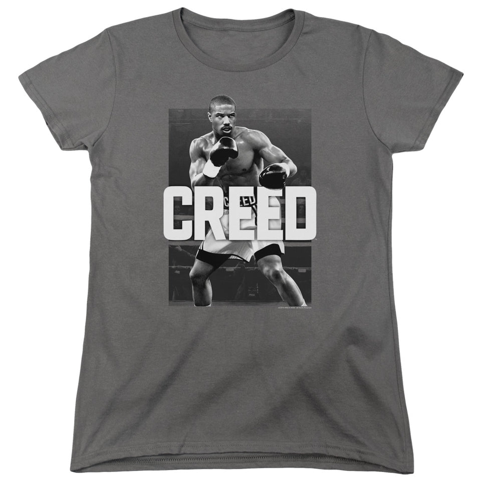 "Creed - ""Final Round"" (Women's T-Shirt)"