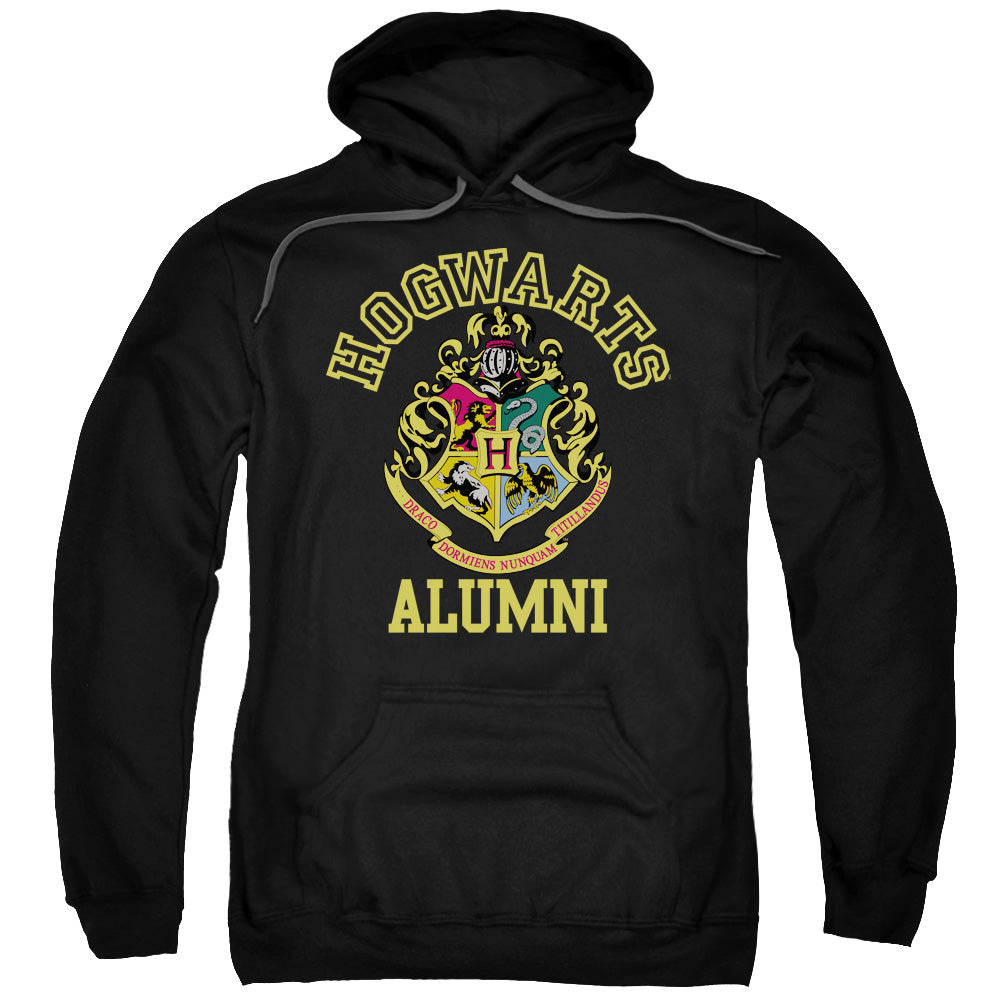 Harry Potter - Hogwarts Alumni Adult Pull Over Hoodie