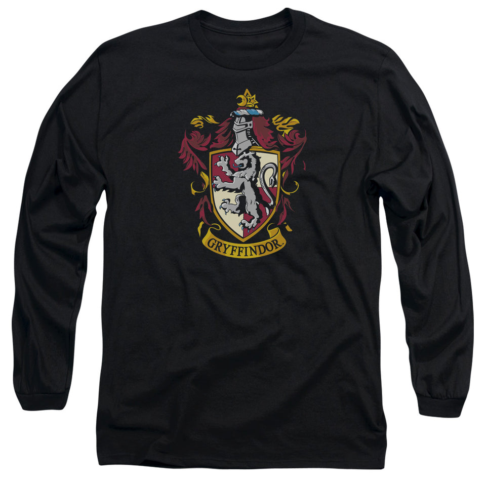 Harry Potter - Gryffindor Crest Long Sleeve Adult 18/1