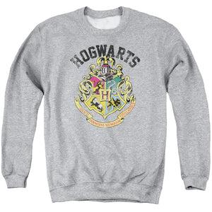 Harry Potter - Hogwarts Crest Adult Crewneck Sweatshirt