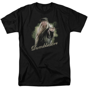 Harry Potter - Dumbledore Wand Short Sleeve Adult 18/1