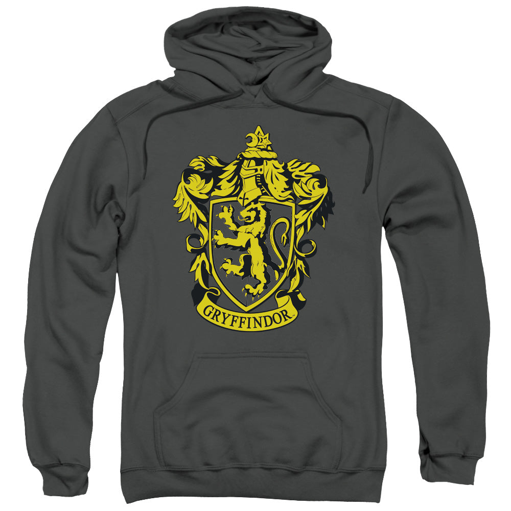 Harry Potter - Gryffindor Crest Adult Pull Over Hoodie