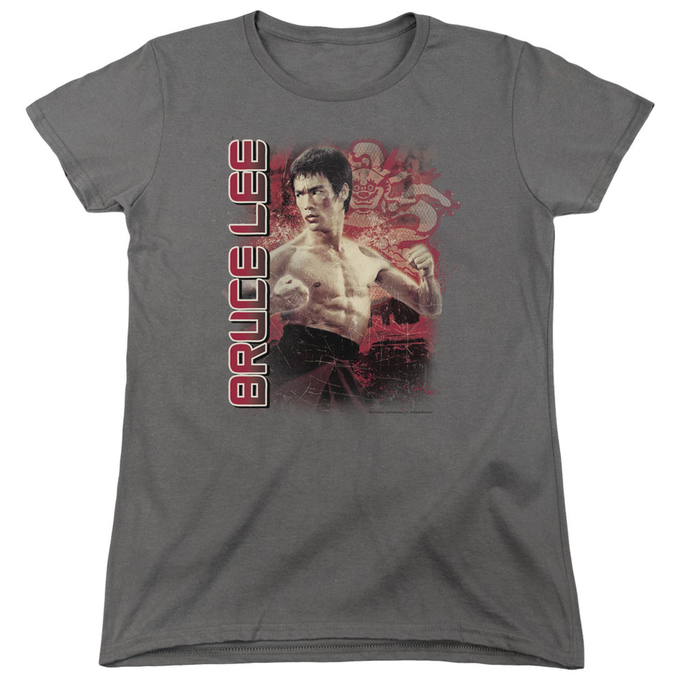 "Bruce Lee - ""Fury"" (Women's Tee)"
