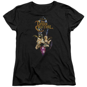 "Dark Crystal - ""Crystal Quest"" (Women's Tee)"