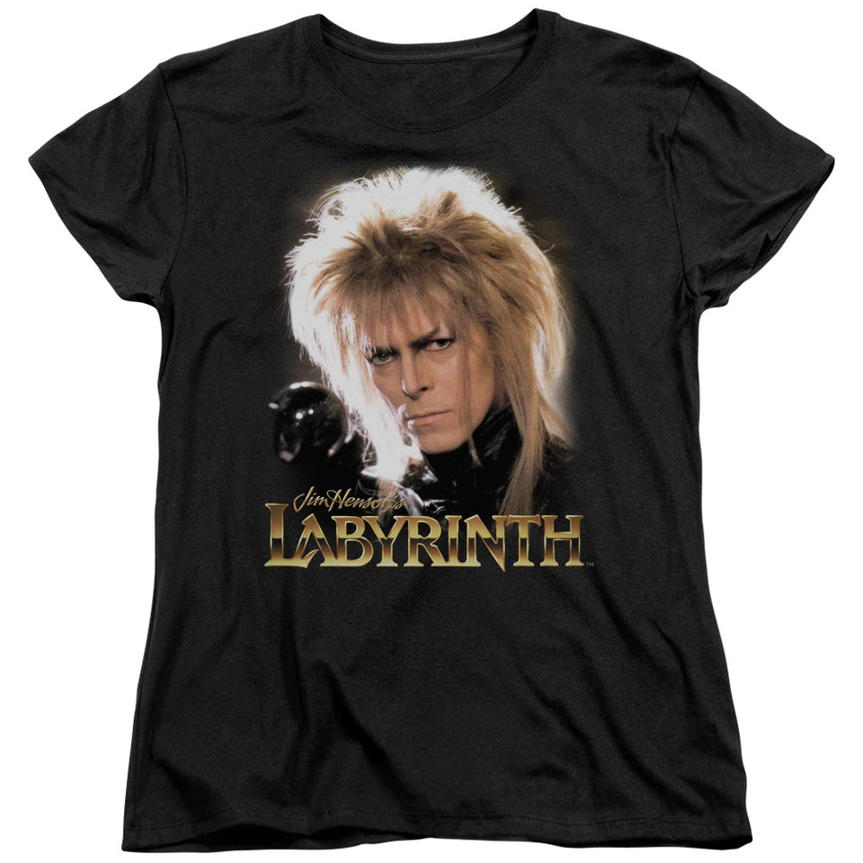 "Labyrinth - ""Jareth"" (Women's Tee)"