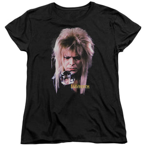 "Labyrinth - ""Goblin King"" (Women's Tee)"