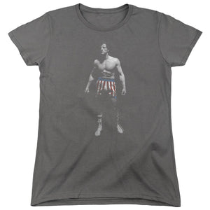 "Rocky - ""Stand Alone"" (Women's Tee)"