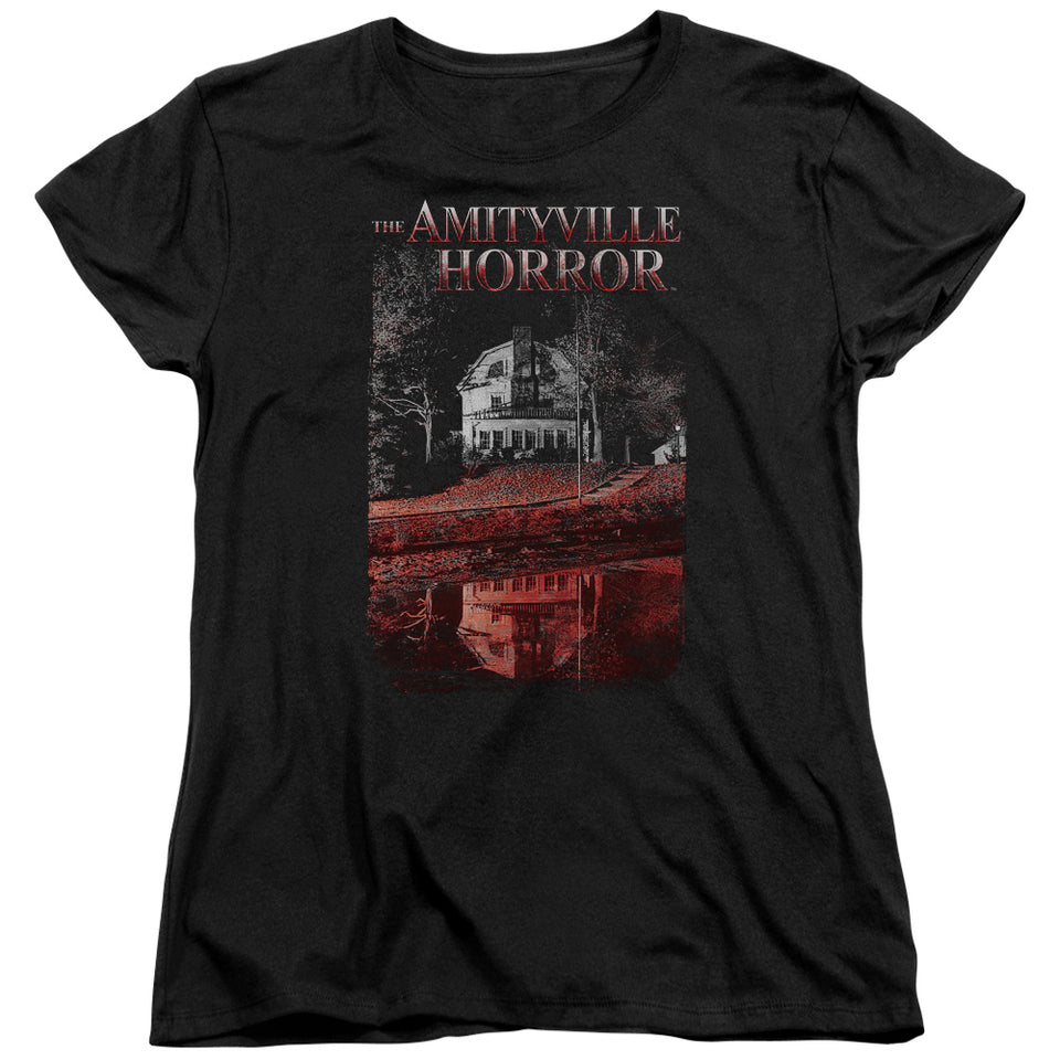 "Amityville Horror - ""Cold Blood"" (Women's Tee)"