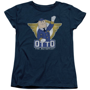 "Airplane - ""Otto"" (Women's T-Shirt)"