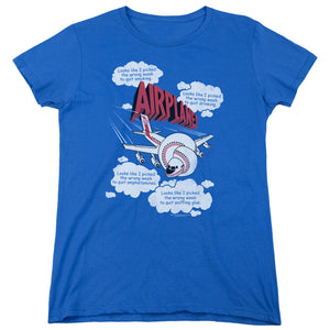 "Airplane - ""Picked The Wrong Day"" (Women's T-Shirt)"