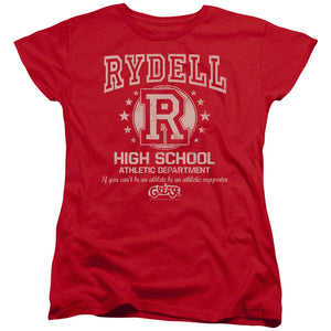 "Grease - ""Rydell High"" (Women's Tee)"