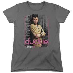 "Pretty In Pink - ""Just Duckie"" (Women's Tee)"