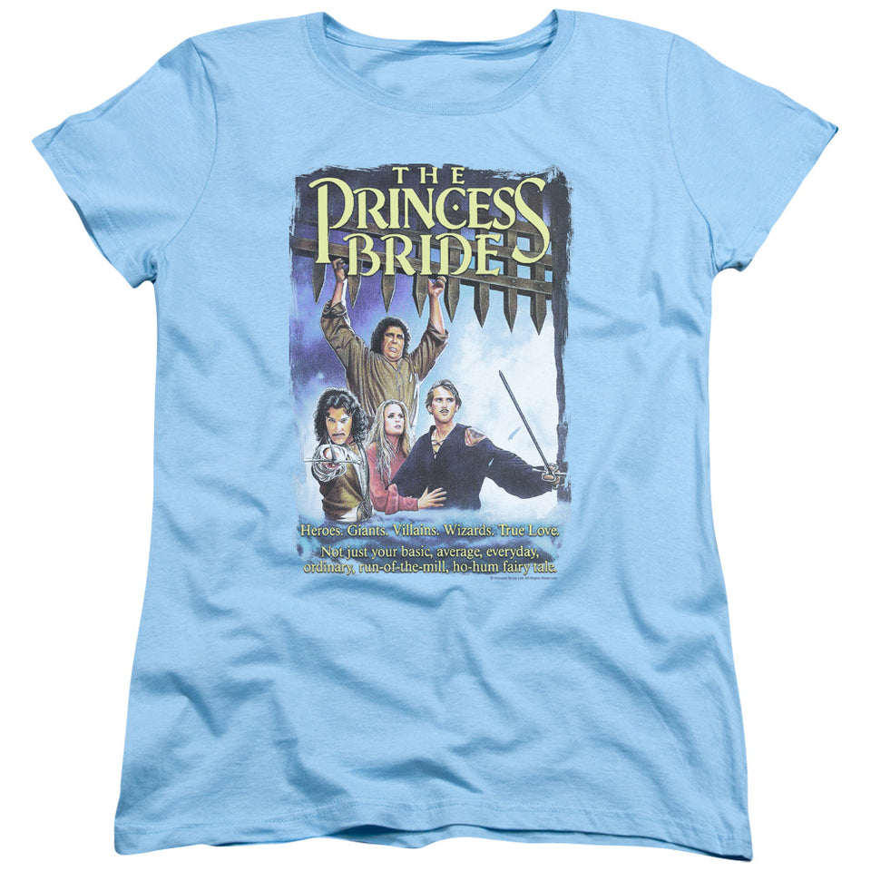 "Princess Bride - ""Alt Poster"" (Women's Tee)"