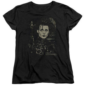 "Edward Scissorhands - ""Edward"" (Women's Tee)"