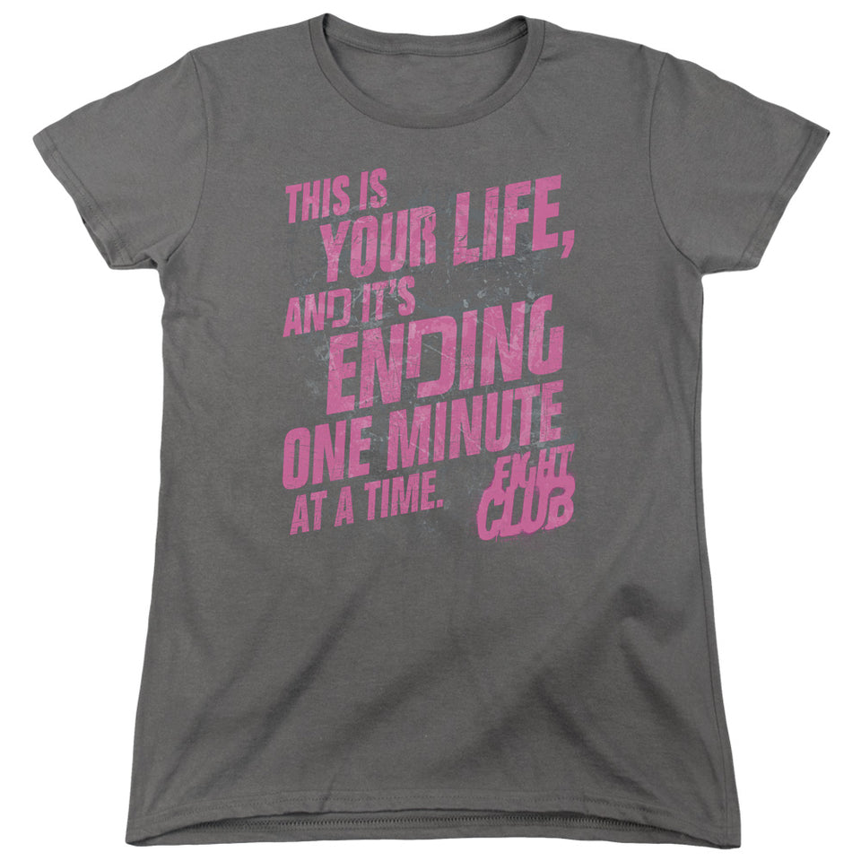 "Fight Club - ""Life Ending"" (Women's Tee)"