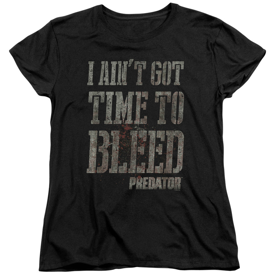 "Predator - ""Bleeding Time"" (Women's Tee)"