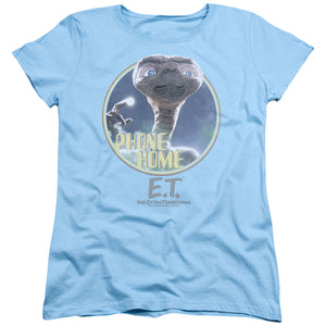 "E.T. - ""Phone Home"" (Women's Tee)"