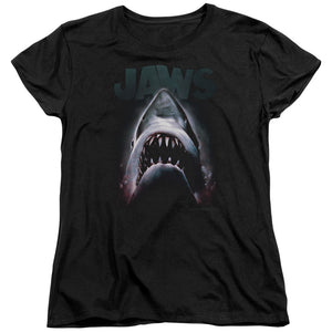 "Jaws - ""Terror In The Deep"" (Women's Tee)"