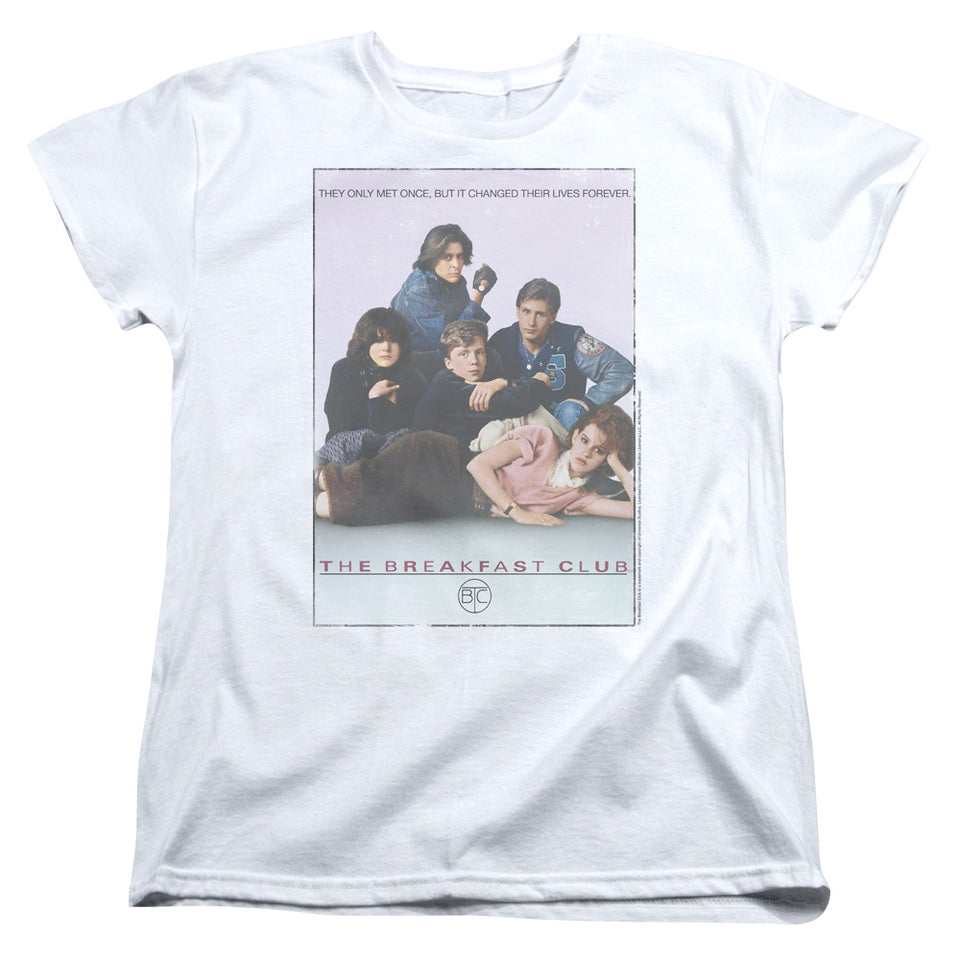"Breakfast Club - ""Poster"" (Women's Tee)"