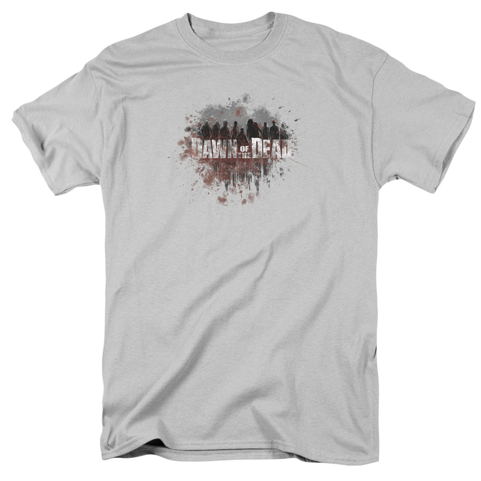 Dawn Of The Dead - Creeping Shadows Short Sleeve Adult 18/1