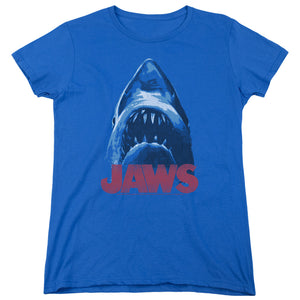 "Jaws - ""From Below"" (Women's Tee)"