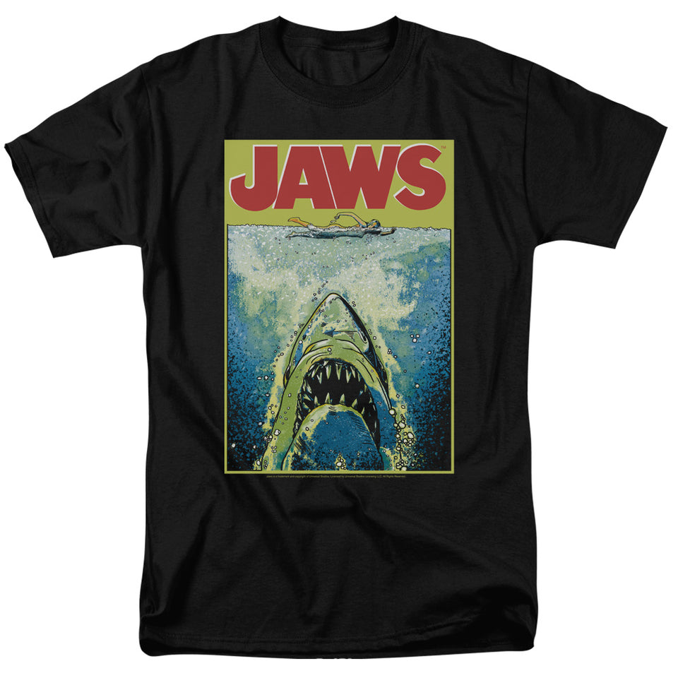 "Jaws - ""Bright Jaws"""