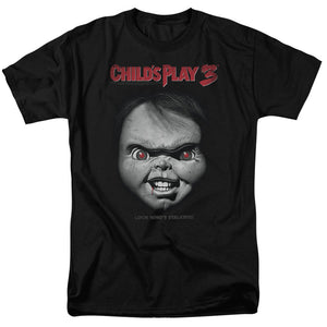 "Childs Play 3 - ""Face Poster"""