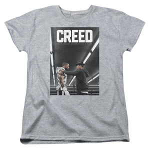 "Creed - ""Poster"" (Women's T-Shirt)"