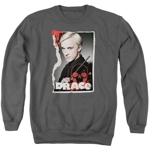 Harry Potter - Draco Frame Adult Crewneck Sweatshirt