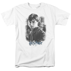 Harry Potter - Harry In The Woods Short Sleeve Adult 18/1