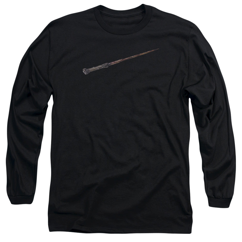 Harry Potter - Harry's Wand Long Sleeve Adult 18/1