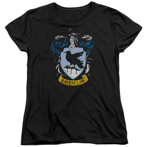 Harry Potter - Ravenclaw Crest Short Sleeve Women's Tee