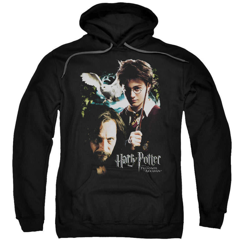 Harry Potter - Harry And Sirius Adult Pull Over Hoodie