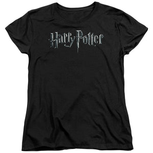 Harry Potter - Logo Short Sleeve Women's Tee