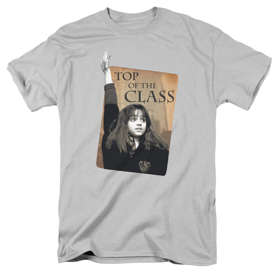 Harry Potter - Top Of The Class Short Sleeve Adult 18/1