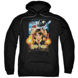 Harry Potter - Movie Poster Adult Pull Over Hoodie