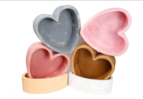 Small Modern Heart bowl *More Colors* (pre-order)