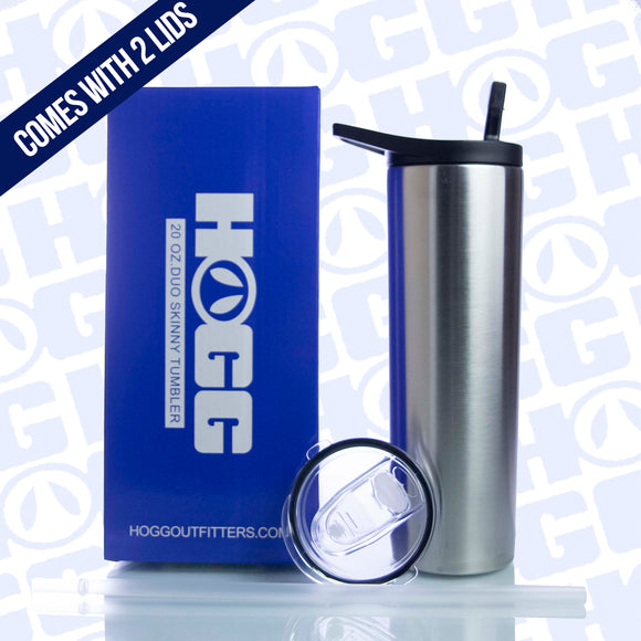 20oz DUO SKINNY TUMBLER CASE (25 UNITS)