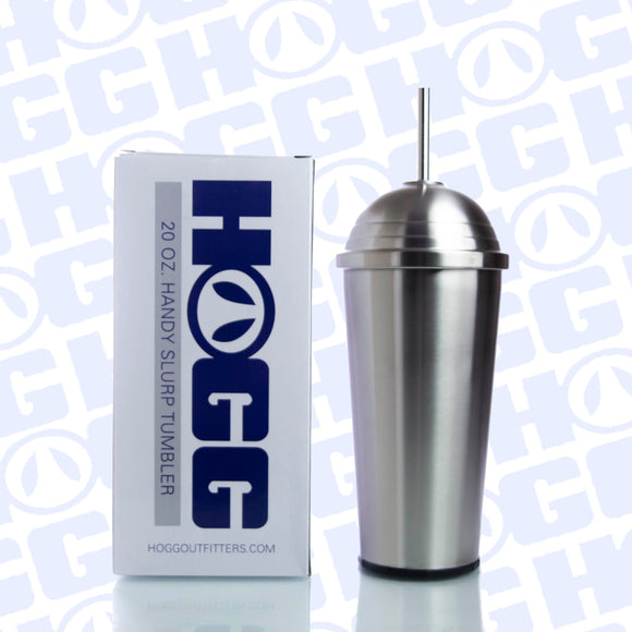 20oz HANDY SLURP TUMBLER W/ STRAW