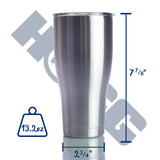 30oz MODERN 2.0 TUMBLER W/STRAW CASE (25 UNITS)