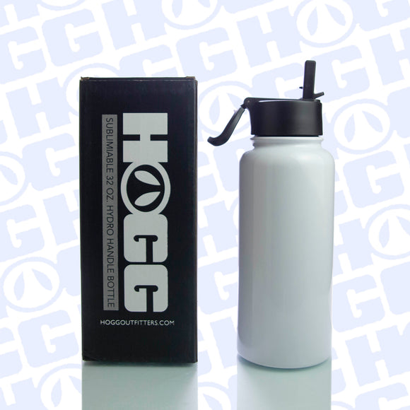 32oz SUBLIMATABLE HYDRO HANDLE BOTTLE CASE (25 UNITS)