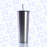 34oz STRAW TUMBLER CASE (25 UNITS)