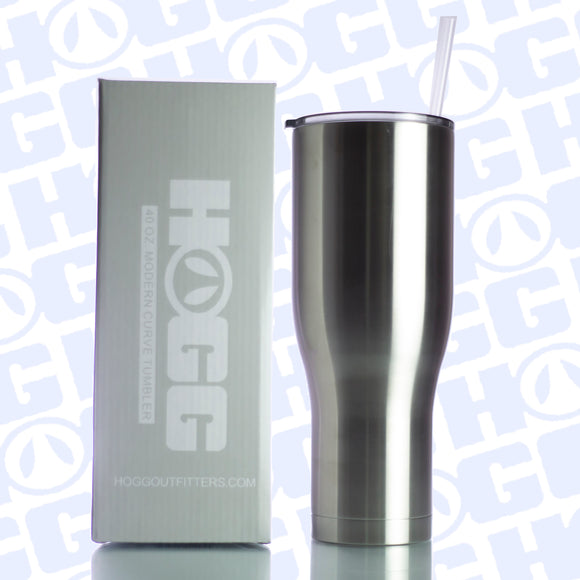 40oz MODERN TUMBLER W/ STRAW CASE (25UNITS)