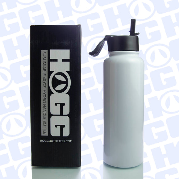 40oz SUBLIMATABLE HYDRO HANDLE BOTTLE CASE (25 UNITS)