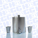 7oz FLASK SET