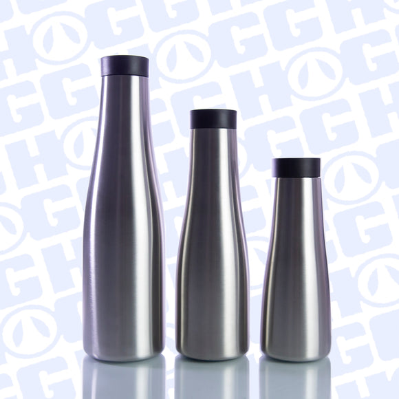 12oz, 20oz & 30oz  PUSH TOP BOTTLES - LEAKPROOF